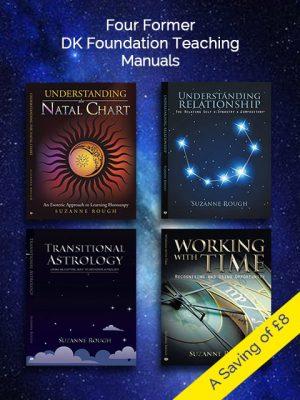 4 x astrology-Book-Sale