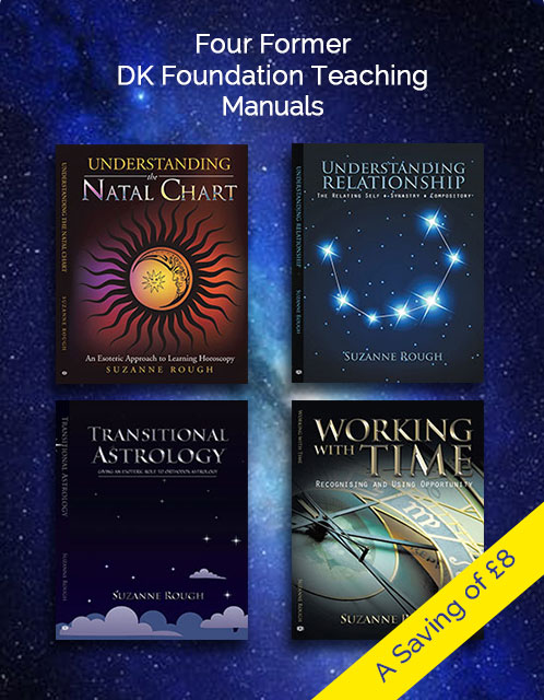 4 x astrology-Book-Sale